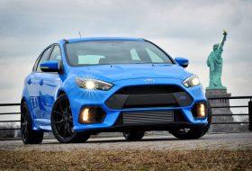 amerika, autóeladások, focus rs, ford focus, rekord, új ford