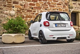 fortwo, lorinser, smart, smart fortwo