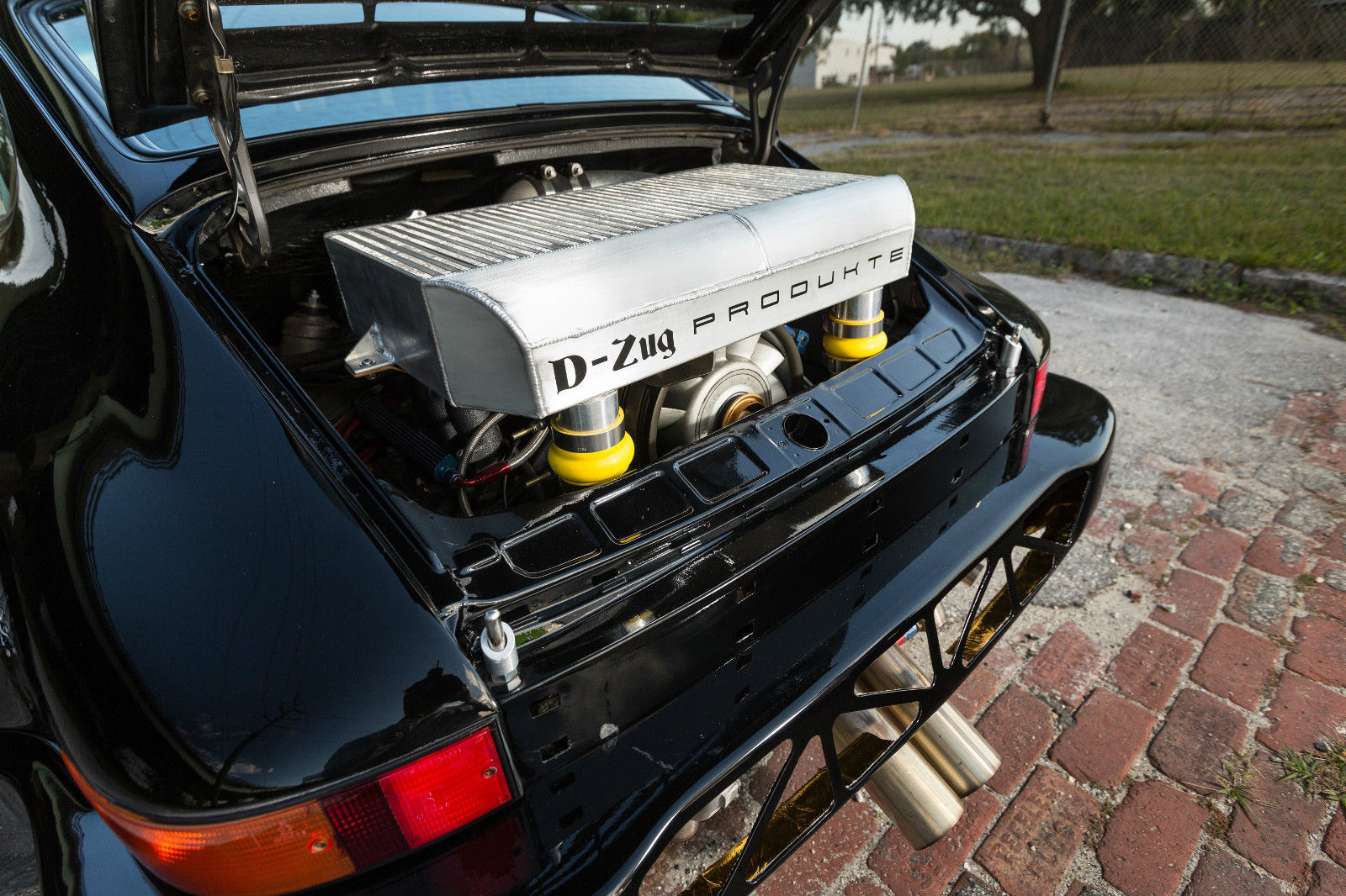 Porsche 930 Turbo D-Zug