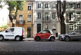 fortwo, parkolás, reklám, smart, videó