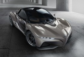 gordon murray, istream, sports ride concept, tokiói autószalon, yamaha