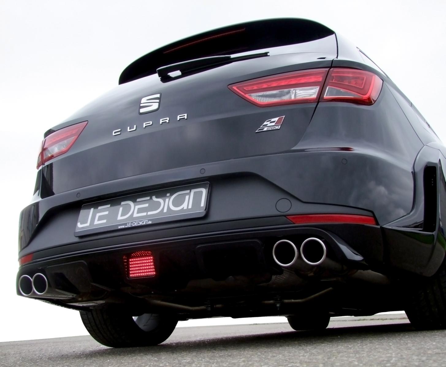JE Design SEAT Leon Cupra ST