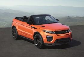 evoque, evoque convertible, land rover, range rover