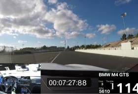 bmw, giulia, giulia qv, m4 gts, nürburgring, rekord