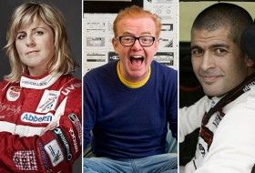 chris evans, chris harris, jeremy clarkson, sabine schmitz, top gear