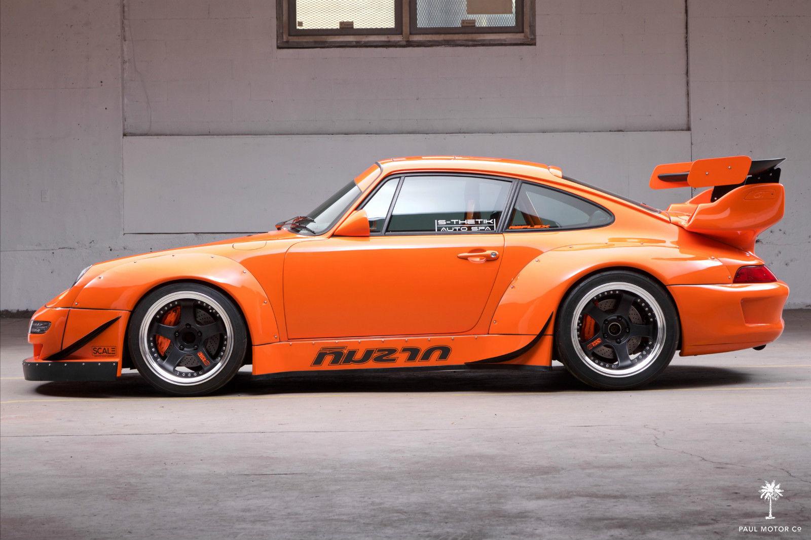 Barati Aron Elado Egy Corvette Motoros Porsche 911 Videoval Autoblog
