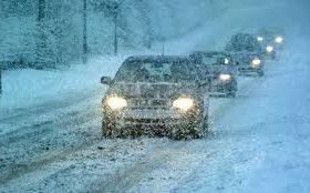 jég, tél, téli gumi, téli vezetés