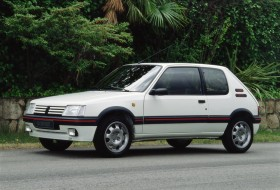205 gti, hot hatch, peugeot