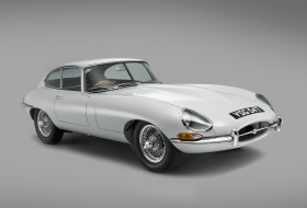 e-type, jaguar, london, restaurálás