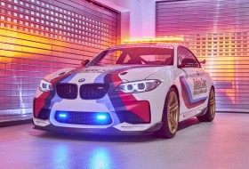 bmw, bmw m2, m performance, m2 coupé, motogp, safety car