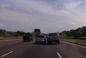 afrika, baleset, bmw x5, polo, videó, volkswagen