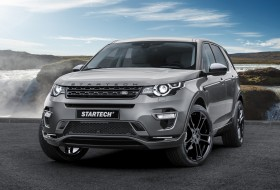 discovery sport, land rover, startech