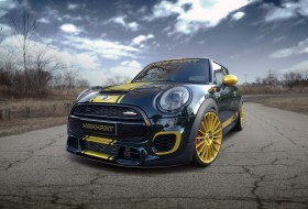 john cooper works, manhart, mini, mini jcw