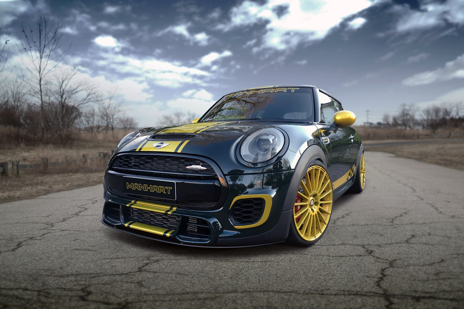 Manhart MINI JCW