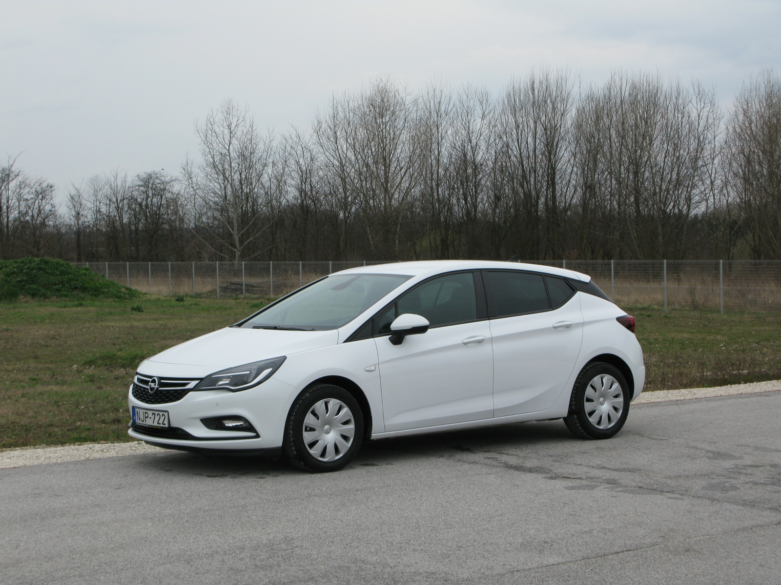 Opel Astra 1.0 Turbo Ecotec Enjoy