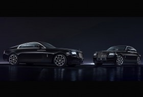 black badge, black edition, genfi autószalon, ghost, új rolls-royce, wraith
