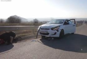 baleset, hyundai, orosz, oroszország, videó