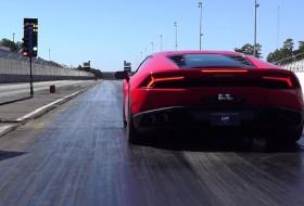 autós videó, gyorsulás, huracan, rekord, új lamborghini, underground racing