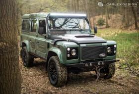 carlex design, defender, land rover, offroad