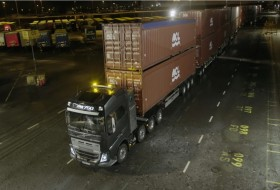 kamion, volvo, volvo fh16, vontató