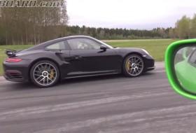 911 turbo s, gyorsulási verseny, supra, toyota, új porsche, videó