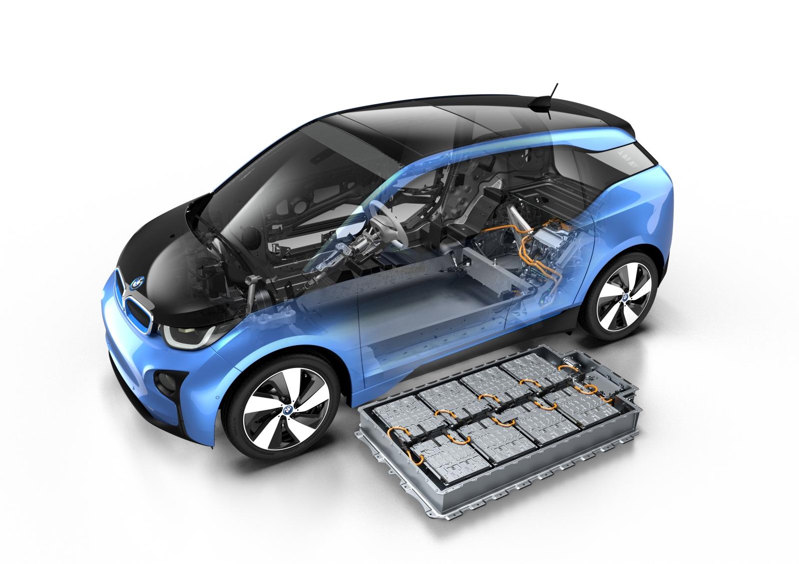 Új BMW i3
