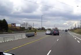 baleset, chevrolet, ford, kanada, videó