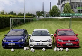 a nap képe, foci-eb, golf r variant, gtd, új volkswagen, volkswagen golf