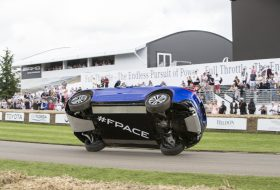 f-pace, goodwood, jaguar, kaszkadőr, sebességfesztivál