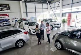 autógyártás, csökkenés, kereskedelem, USA, vásárlás