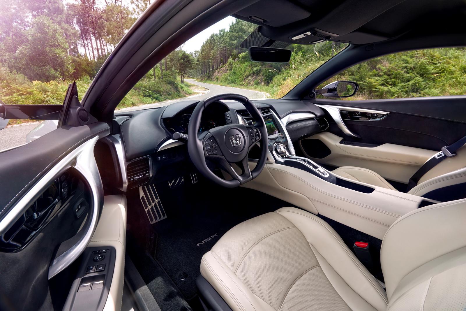 Új variánsok érkezhetnek a Honda NSX-ből