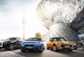 autóeladás, bmw, jármű értékesítés, rekord, új mini, új rolls-royce