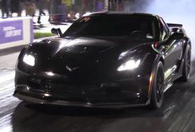 chevrolet, corvette, gyorsulás, gyorsulási verseny, rekord, videó, z06