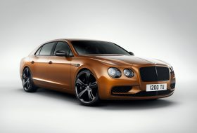 bentley, flying spur, w12 s