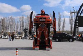 letron, robot, transformer