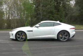 f-type, gyorsulási verseny, jaguar, panamera turbo, porsche panamera, videó