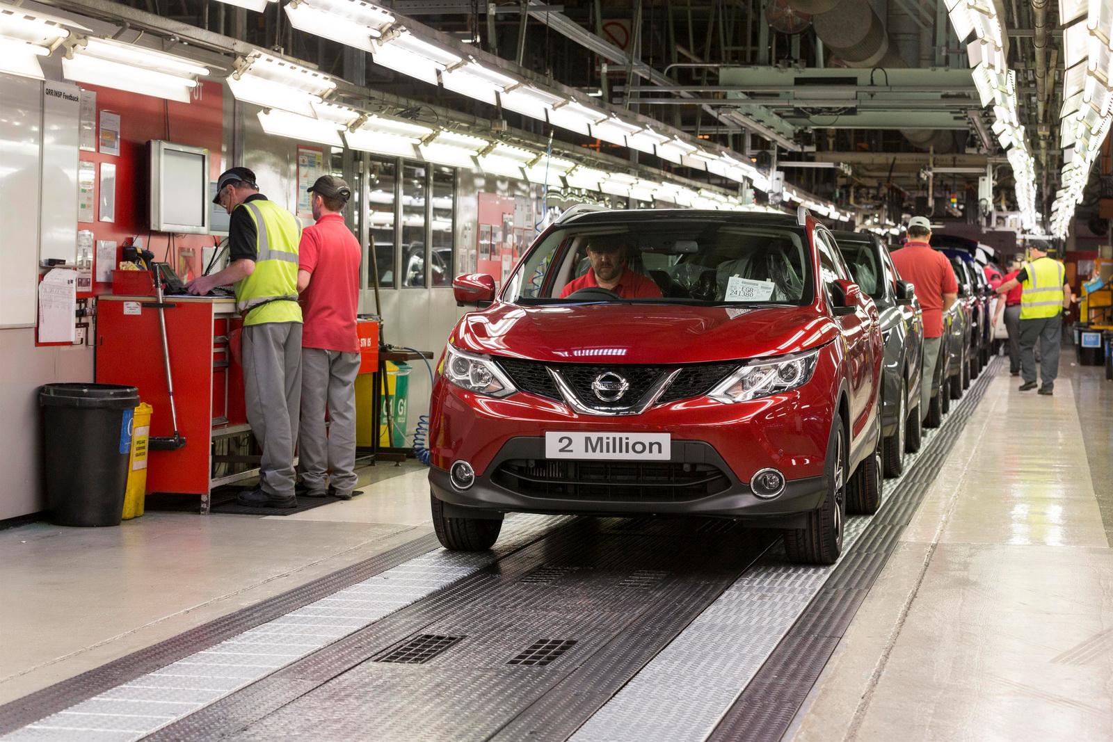 Valószínűleg nem Angliában készül a következő Nissan Qashqai