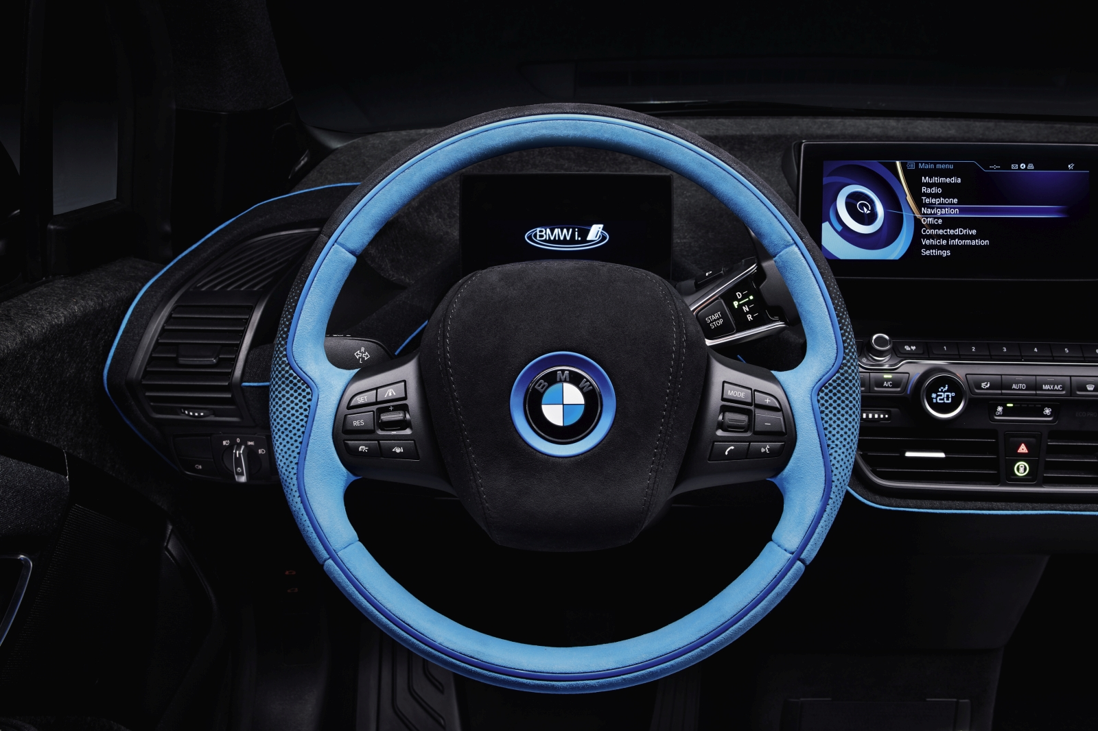 BMW i3 Garage Italia CrossFade és BMW i8 Garage Italia CrossFade