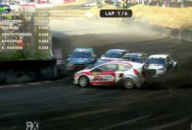 autóverseny, drift, előzés, fia, rallycross, videó