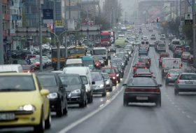 autóhasználat, bicikli, tömegközlekedés
