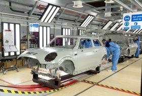 autógyártás, bmw, brexit, mini