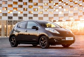 leaf, leaf black edition, nissan, nissan leaf