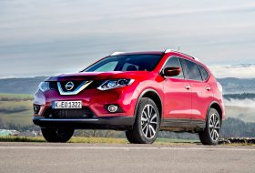 crossover, nissan, suv, x-trail