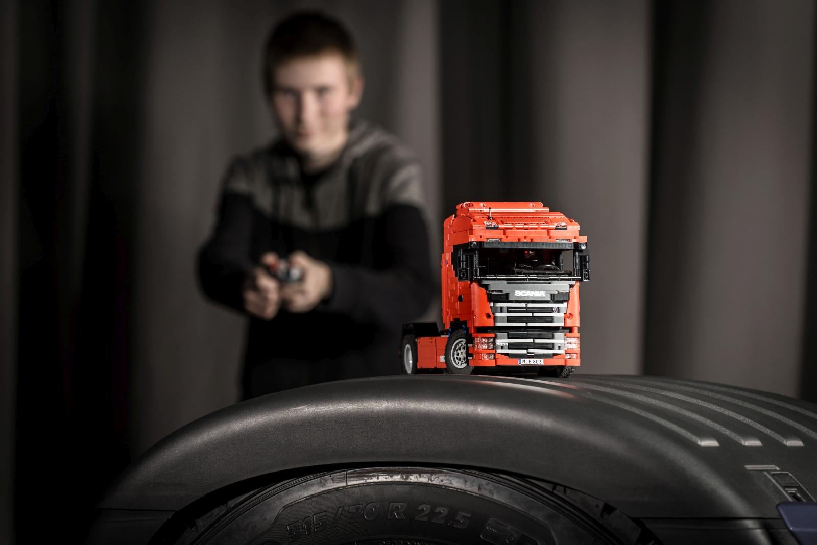 NCG Scania lego (3)
