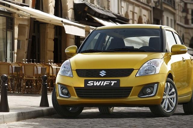 Nem lesz többé a mi autónk a Suzuki Swift