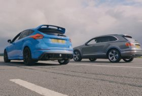 bentayga, bentley, focus rs, ford, hot hatch