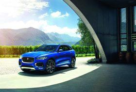 a nap képe, év autója, f-pace, jaguar, női vezető