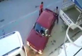 lada, orosz, parkolás, vicces, videó