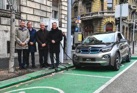 bmw i3, elektromobilitás, elektromos autó, iperformance, zöld autó, zöld rendszám