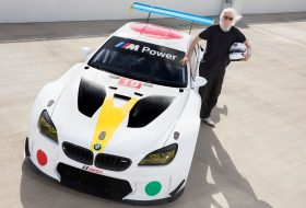 art car, bmw, bmw m6, daytona, m6 gtlm